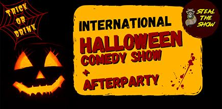International Halloween Comedy and Party