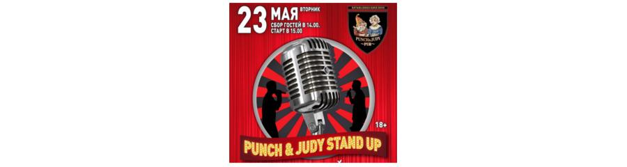Punch & Judy Stand Up