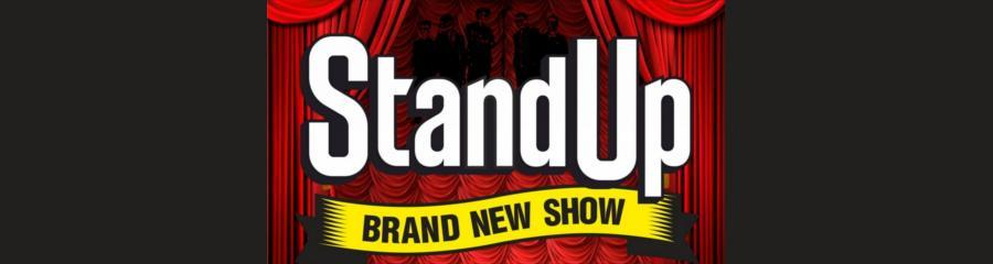 Stand Up Comedy. Brand New Show