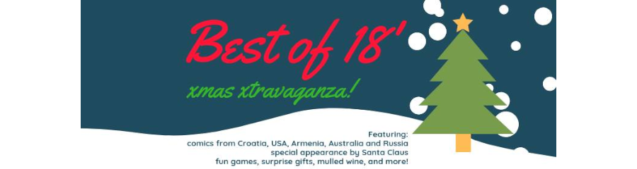 Xmas Xtravaganza: Best of 18'