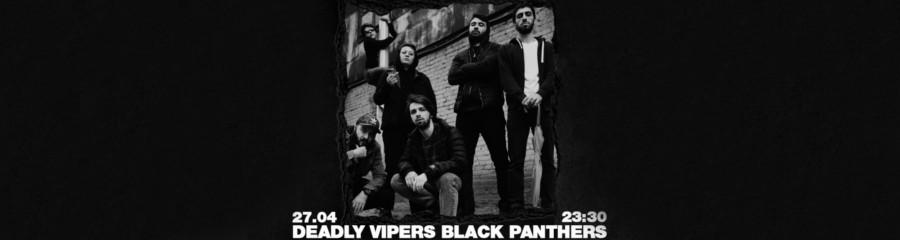 Deadly vipers black panthers